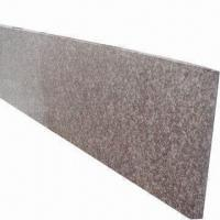 Chinese Granite Kitchen Countertop, Stable Color, Surface Polished with Various Edges Manufactures