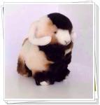 sheepskin toys material:sheepskin shape:sheep color:white,natural,grey,blue