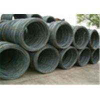 ASTM AISI Wire Rod Steel Q195 / Q235 / SAE 1006/SAE 1008 5.5mm 6.5mm 8-14mm Manufactures