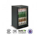 128L Beer bar refrigerator Beverage promotion fridge Back Bar Cooler,Beer Showcase Manufactures
