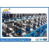 Custom Cable Tray Manufacturing Machine Mitsubishi Brand PLC Control System Manufactures