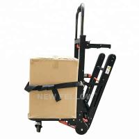 China Commercial Stair Climbing Hand Truck Rubber Track Stair Climber Machine on sale