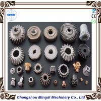 Customized Forged Steel Bevel Gear / Helical Gear as Per Request Manufactures