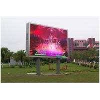 Long Lifespan P6 Outdoor Advertising Led Display 6500cd / Square 2 Years Warranty Manufactures