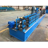 High Speed Profile Angle Roll Forming Machine with notching 3mm Manufactures
