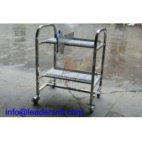 JUKI SMT Electric feeder storage cart for pick and place machine Manufactures