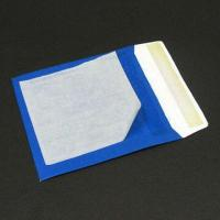 China 100g White/Color Paper CD Sleeves with Back Side Glue and Diameter of 12cm, Measures 123 x 123mm on sale