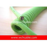 China UL21328 China Made Lawn Mower Exclusive Use Spring Cable 80C 150V on sale