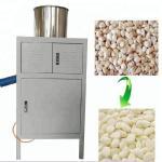 Stainless Steel Commercial Garlic Peeler , 30kg / H Dry Garlic Peeling Machine Manufactures