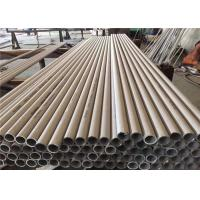 8 Inch Alloy Stainless Steel Seamless Pipe Accurate Dimensions Throughout Length Manufactures