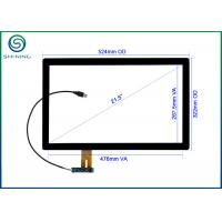 21.5 Custom Capacitive Touch Screen Overlay Manufactures