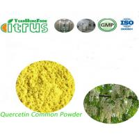 China Activated Organic Quercetin Powder 95.0% HPLC Yellow Powder For Allergies on sale