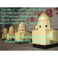 SJM-5 wood sawdust briquette making machine made by Gongyi Yugong Manufactures