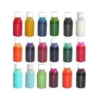 OEM Colorful Temporary Intense Starbrite Fluorescent Glitter Tattoo Ink Manufactures