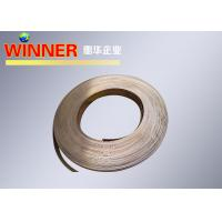 Convenient Welding Copper Nickel Foil Bright Surface With Mill Edge Manufactures