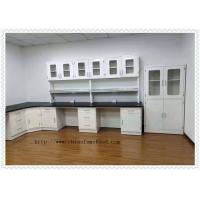 Quality Goverment Chemistry Lab Furniture With Reagent Rack Scratch Resistant for sale