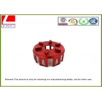Red anodization CNC Aluminium Machined Parts Manufactures