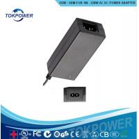 36W Electrical Power Adapters Wall Mount Switchable Power Supply 100V - 240V Input Manufactures
