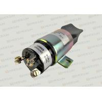 China A19C 24 Volt Fuel Shut Down Solenoid 3864274 For Cummins Engine Parts on sale