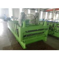 Automatic Hydraulic cutting Roof And Wall Panel Steel Sheet Roll Forming Machine