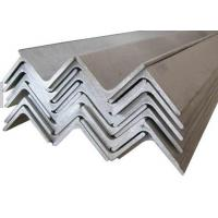 China Black Steel Equal Angle Iron Sizes , Carbon Steel Angle Bar for Steel Structure on sale