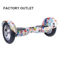 China Adults Chirldren Dual Wheels Self Balance Scooter Hoverboard 10 Inch with hoverkart on sale
