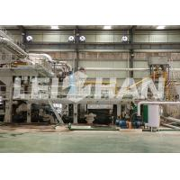 China Toilet Paper Manufacturing Machine , Toilet Paper Making Machine CE Approval on sale