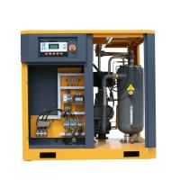 China Excellent Performance 22kw  Electric belt driven Screw Air Compressoror on sale