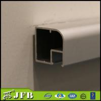 China Wide frame extruded aluminum profile for kitchen cabinet on sale