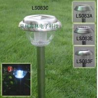 China Solar Stainless Steel Garden Lights YLS083 on sale