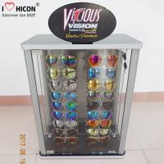 Countertop Eyeglasses Retail Acrylic Display Case Custom Logo For Sunglasses Manufactures