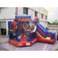 Fireproof Inflatable Advertising Bouncer Helium PVC Colorful B1 Certifications Manufactures