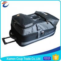 China Solid Material Travel Trolley Bags Hand Luggage Suitcase Light Pull Rod Box on sale