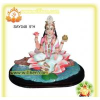 Polyresin Hindu God Statues for Pooja Manufactures