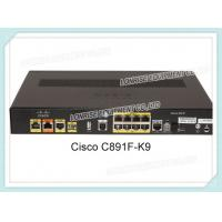 Cisco Router C891F-K9 1 SFP 4 POE Security Wireless Controller AVC WAN Manufactures