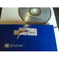 China Sp1 Microsoft Windows 7 License Key Full Version 32 / 64 Bit Activation Product Key on sale