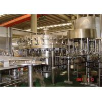China 5T / H Apple Fruit Juice Processing Equipment With Aseptic Brick Carton Package on sale