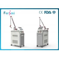 China Nd yag laser hair removal Q-Swtiched Nd Yag Laser Machine FMY-I Tattoo Removal Machine on sale