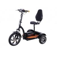 48v/500w Three Wheels Electric Mobility Scooter with CE Certificate Manufactures