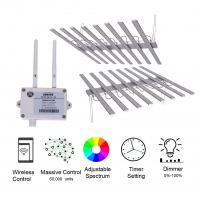 China Commercial Grade Adjustable Led Grow Lights , Seed Starting Grow Lights on sale