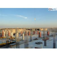 Adjustable Square Column Formwork Systems Modular Size / Custom Made Manufactures
