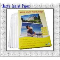 240g Matte Inkjet Photo Paper, DS-JM240, 240g Double Sided Inkjet Paper Manufactures