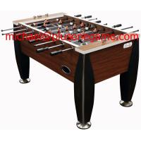 Supplier Soccer Game Table Deluxe Football Table For Family And Club Manufactures