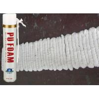 750ml Summer Type PU Foam Spray Cleaner / Spray Insulation Foam Can One-component Manufactures