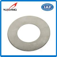 China Axial Magnetization Samarium Cobalt Ring Magnets Decay Resistance For Sensors on sale