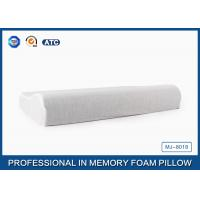 Natural Contoured Bamboo Charcoal Memory Foam Pillow Neck Support During Sleeping Manufactures