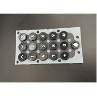 Custom Made Conductive Silicone Rubber Buttons For Electronic Use Silicone Production Manufactures