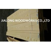 Plain Cut And Quarter Cut American White Ash Veneer Sheet For Plywood Manufactures