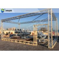 Low energy Electronic 5D Theater System With Precise Position Control Manufactures