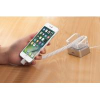 COMER alarm devices holders for Anti-theft cell phone secure displays stand cradles with charging cable Manufactures
